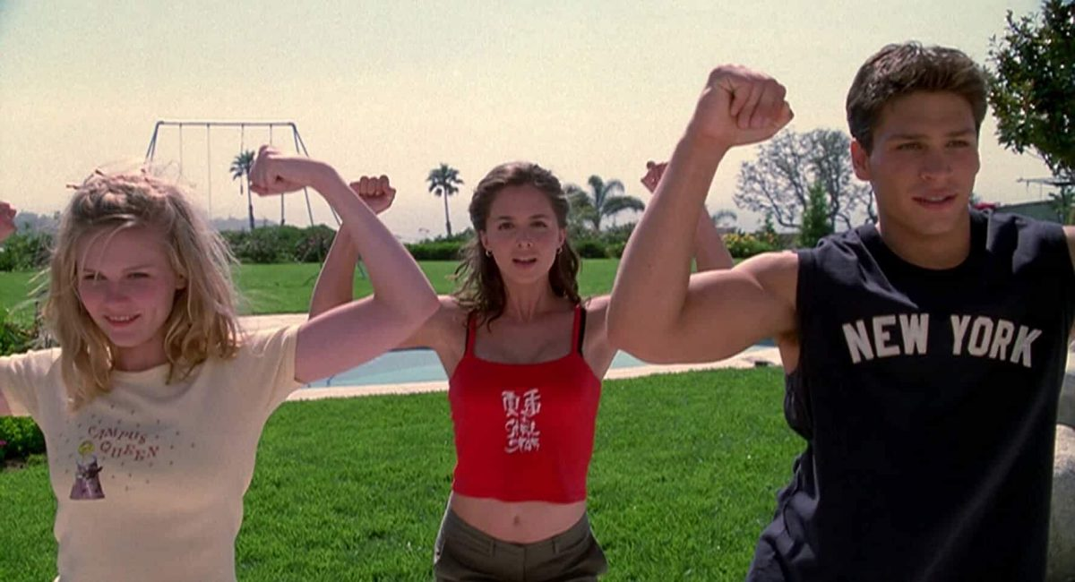 One of the best teen - high school comedies ever made. Have you seen this?
